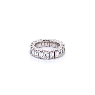 Picchiotti Xpandable™ Emerald Cut Diamond Eternity Ring - Jackson Hole Jewelry Company