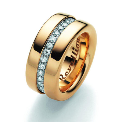 Jorg Heinz Revellion Articulating Ring RS04 - Jackson Hole Jewelry Company