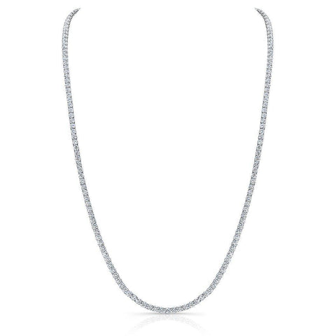 "Rahaminov 36 "" Opera Diamond Necklace 25 Carat - Jackson Hole Jewelry Company"