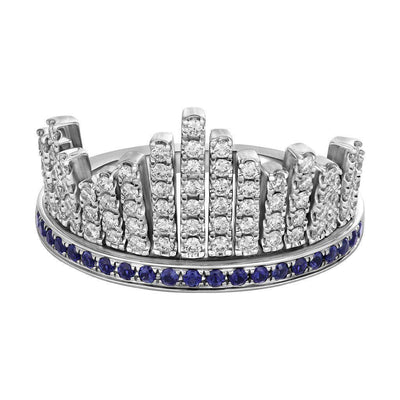 The Variable Crown Ring - Jackson Hole Jewelry Company