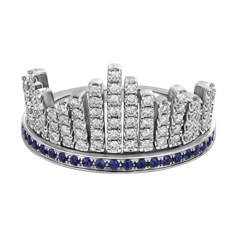 The Variable Crown Ring