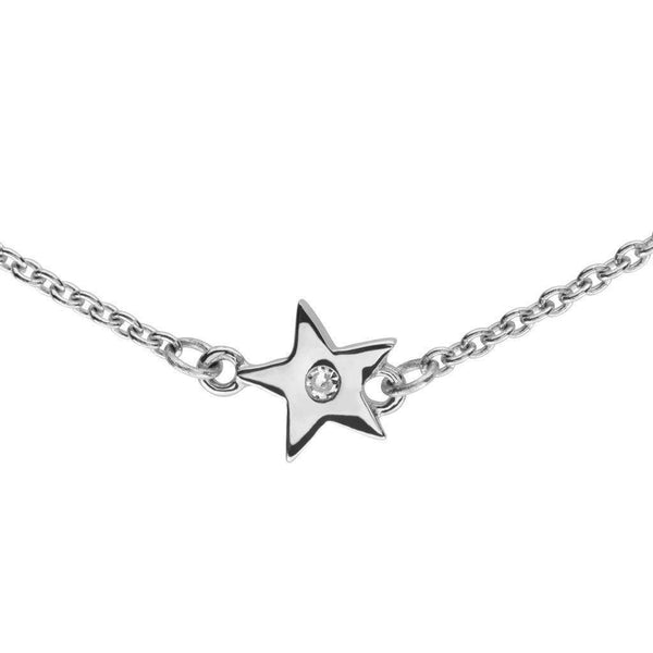 Tiny Teton Collection Shooting Star Necklace - Jackson Hole Jewelry Company  - 1