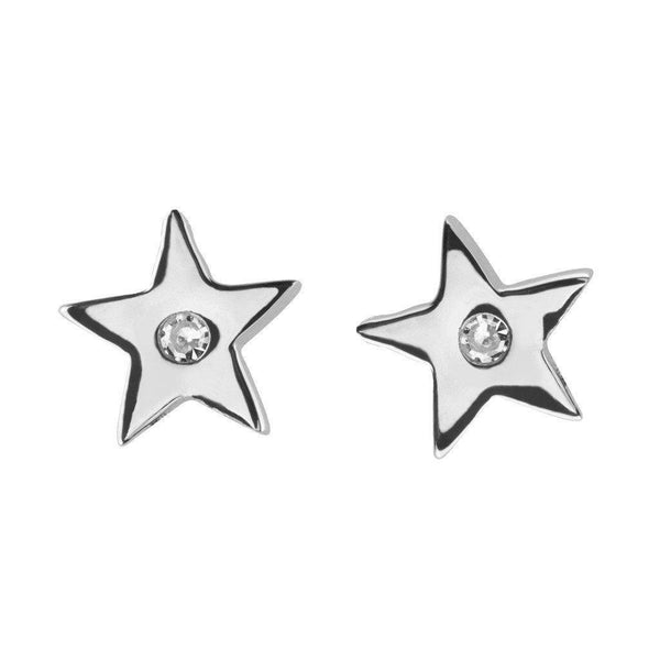 Tiny Teton Star Post Earrings - Jackson Hole Jewelry Company  - 1