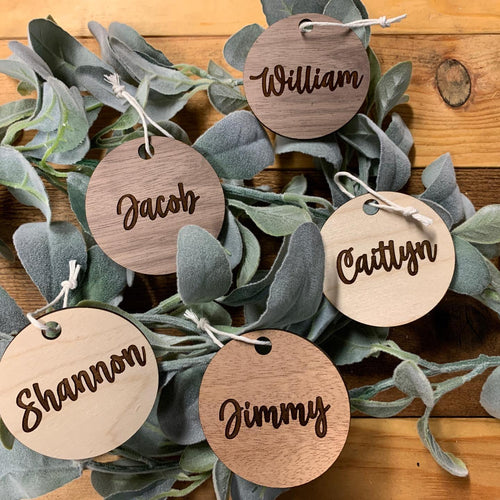 Personalized Gift Tag~Stocking Tag - Betsy Jane Studios