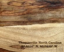 Load image into Gallery viewer, Thomasville Coordinates Cutting Board - Betsy Jane Studios