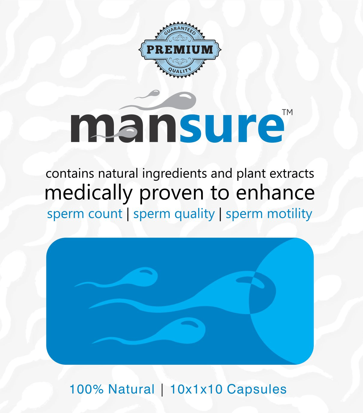 ManSure - New Front Side