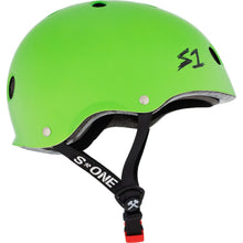Load image into Gallery viewer, S1 Mini Lifer Helmet - Black Matte