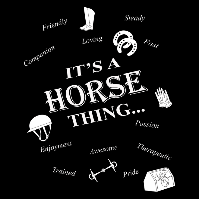 It's Horse Things