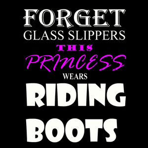 This princess wears BOOTS - HorseObox