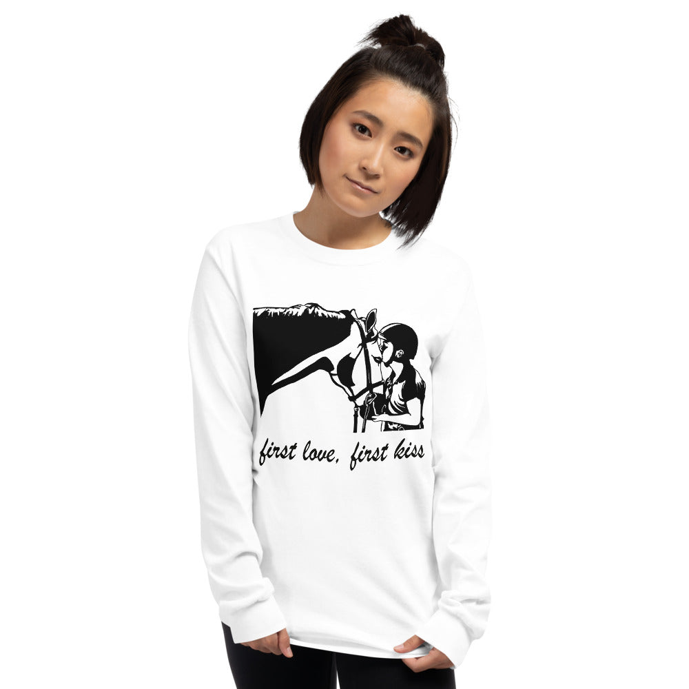 My First Love Long Sleeve Shirt