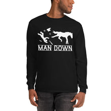 Load image into Gallery viewer, Man-Down Long Sleeve Shirt