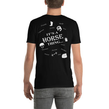Load image into Gallery viewer, It's Horse Things Unisex T-Shirt