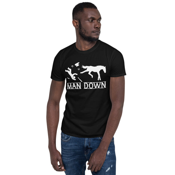 Man-Down Unisex T-Shirt