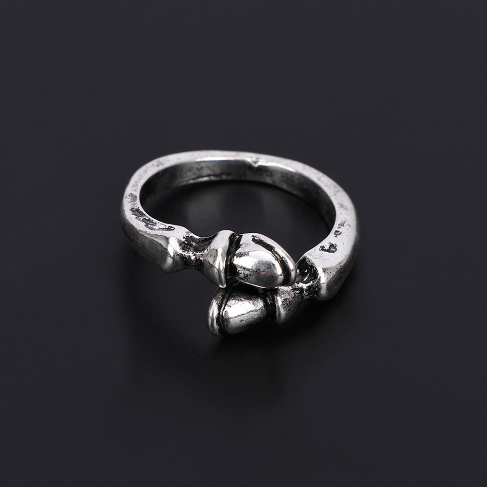vintage horseshoe Resizable Ring