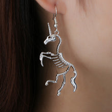 Load image into Gallery viewer, Hot Punk Unicorn Earrings