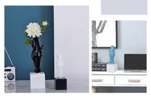 Load image into Gallery viewer, Modern Resin Horse Head Vase