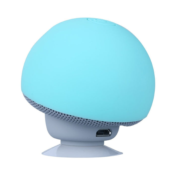 Waterproof Cartoon Mushroom Wireless Bluetooth Speaker
