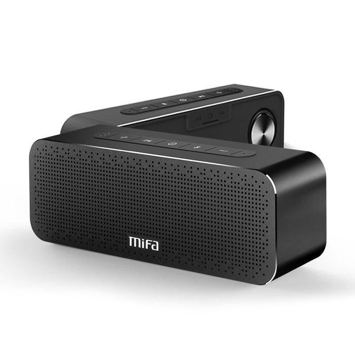 Portable Bluetooth Speaker with Mic and TF Card Slot