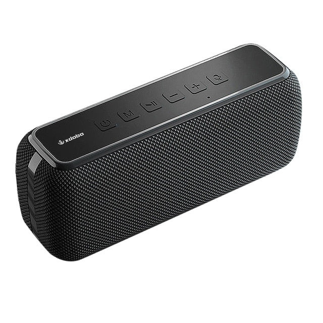 60W Portable Waterproof Bluetooth Speakers with Subwoofer