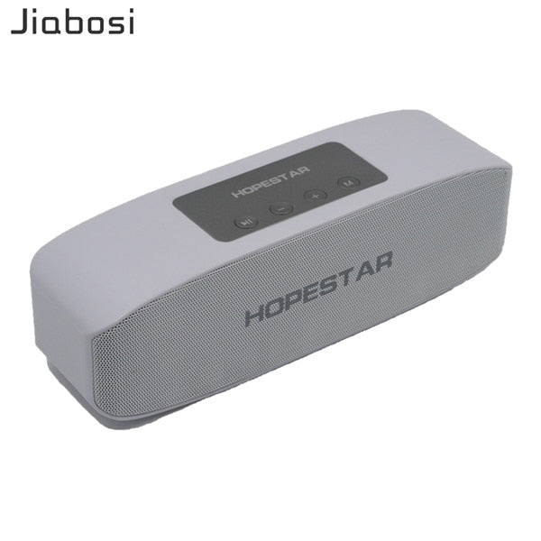 8W Deep Bass Outdoor Bluetooth Speaker with Power Bank Function