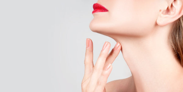 4 Reasons Why You Shouldn't Ignore your Neck in your Skincare Regime