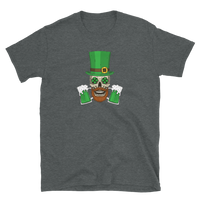 St. Patrick's Day Skeleton