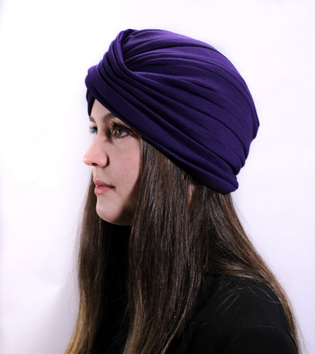 TURBANTE SOPHIA INCROCIATO - Zina Italia