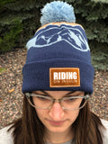 2020 Riding On Insulin Beanie