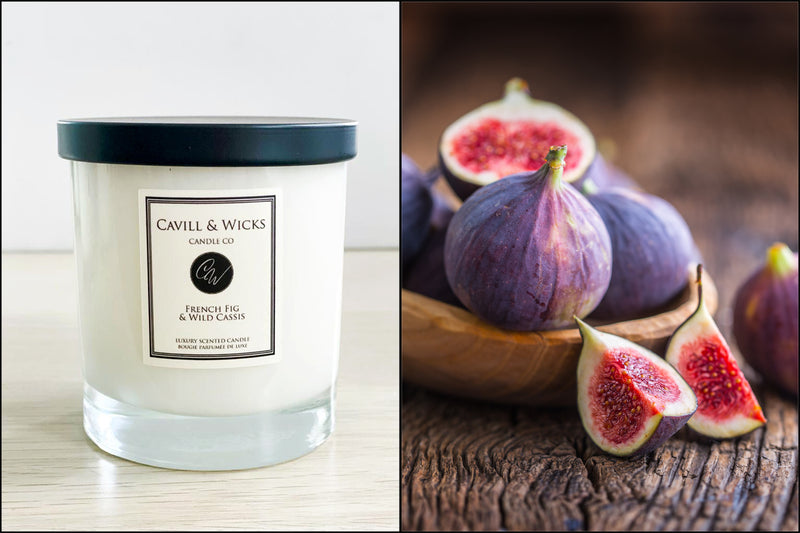 FRENCH FIG & WILD CASSIS 9oz