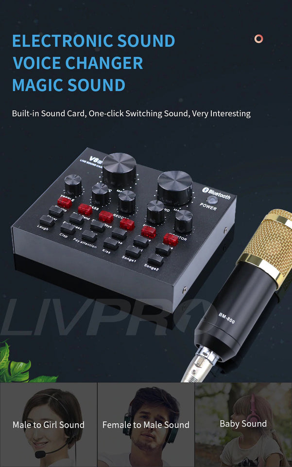 best vocal changer device