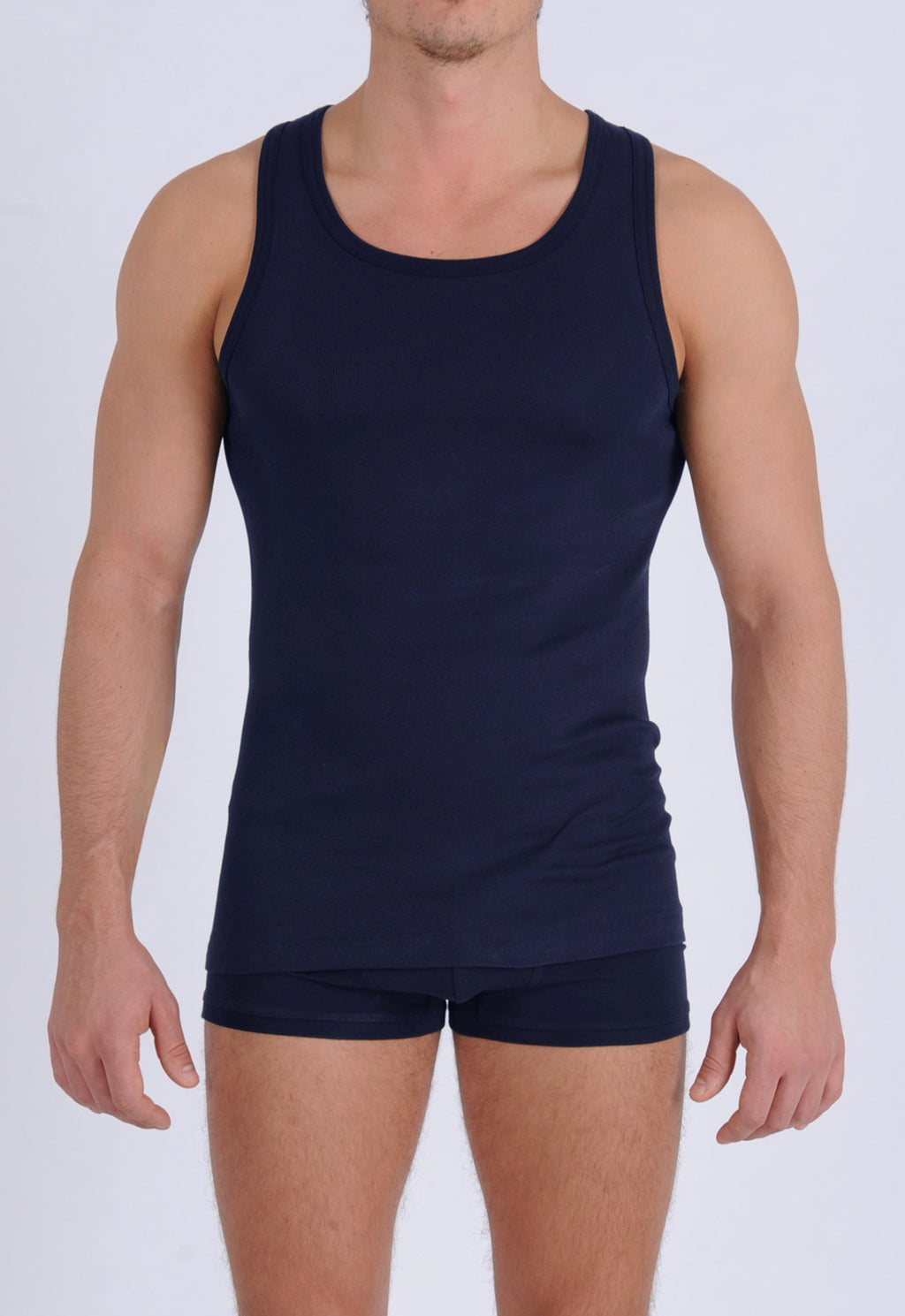 Ginch Gonch Signature Series - Tank Top Navy
