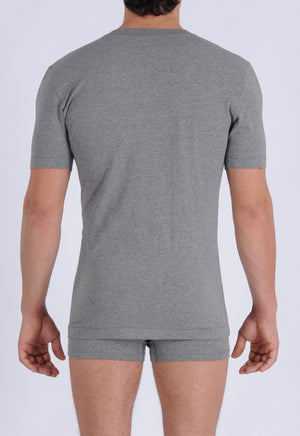 Ginch Gonch Signature Series - V-Neck T - grey back