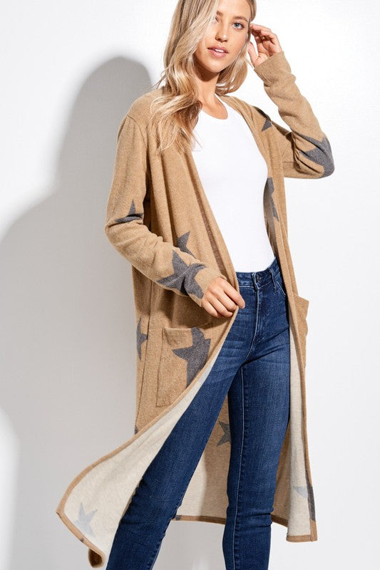Long Camel Star Duster