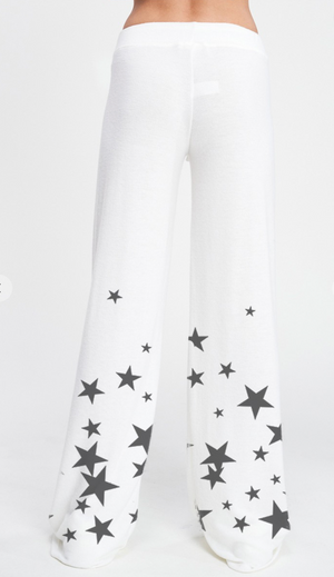 Ombre Star Loungewear Set White