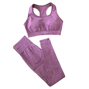 Royalty Seamless Set - Her Dope Shine