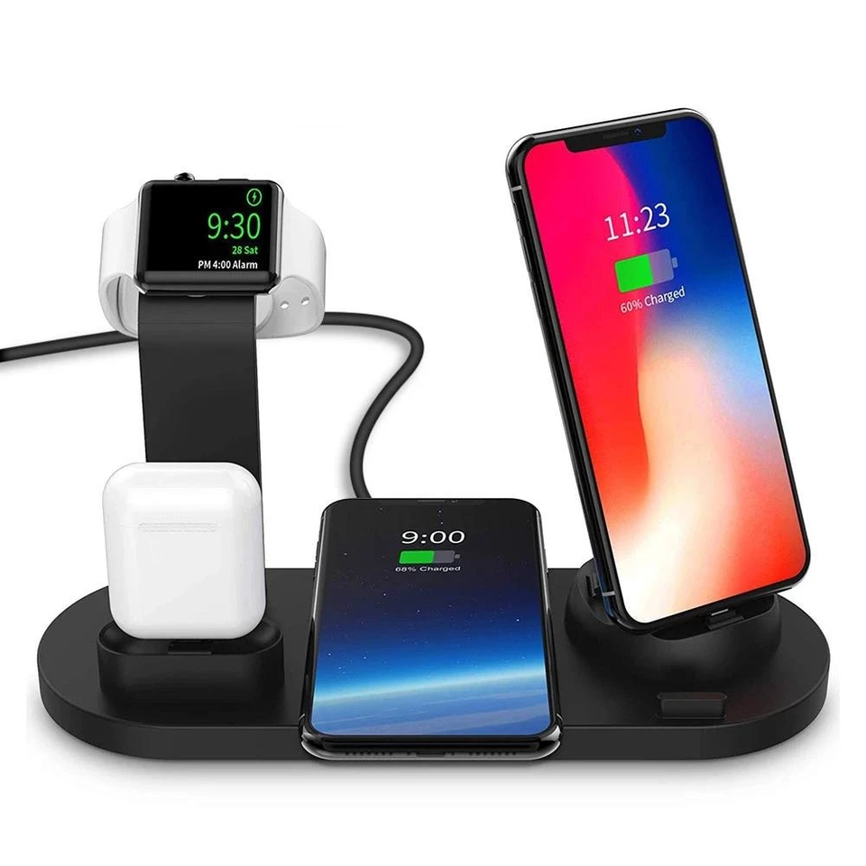 CHARGEMASTER - 4 IN 1 CHARGE DOCK - 5econds.co