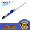 HydroJet™: 2-in-1 High Pressure Power Washer High PSI Cleaner Sale - 5econds.co
