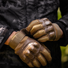 Military Full Finger Tactical Gloves - Hard Knuckle Army Special Forces Ops Fire Resistant Water Proof Gloves - 5econds.co