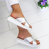 Dr. Home - Posture Alignment Cross Sandals - 5econds.co