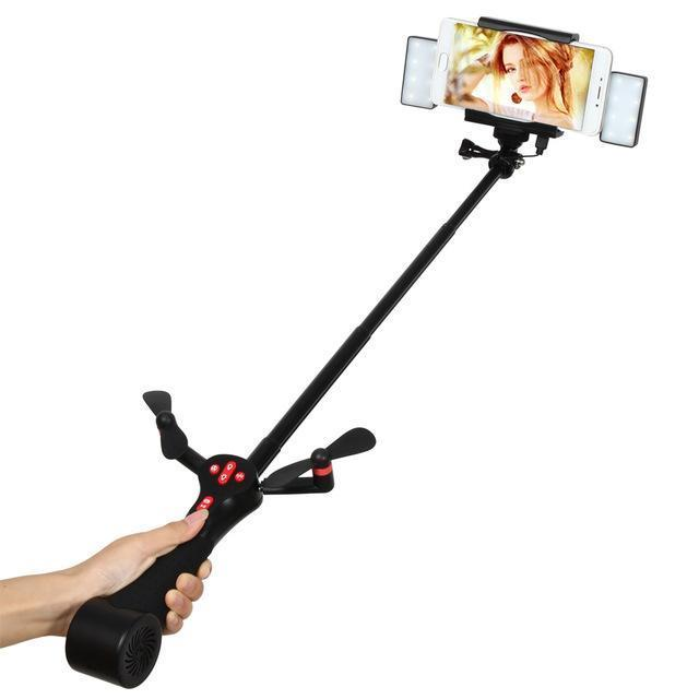 Multi-function Selfie Stick - 5econds.co