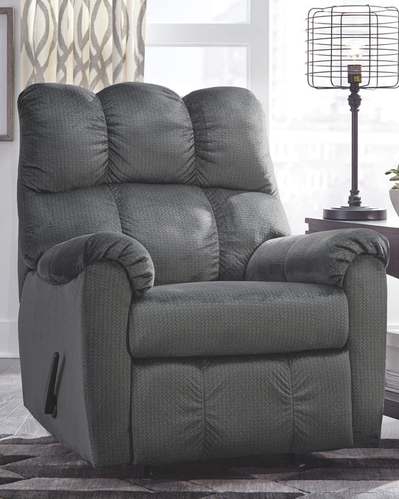 Foxfield Signature Design by Ashley Recliner