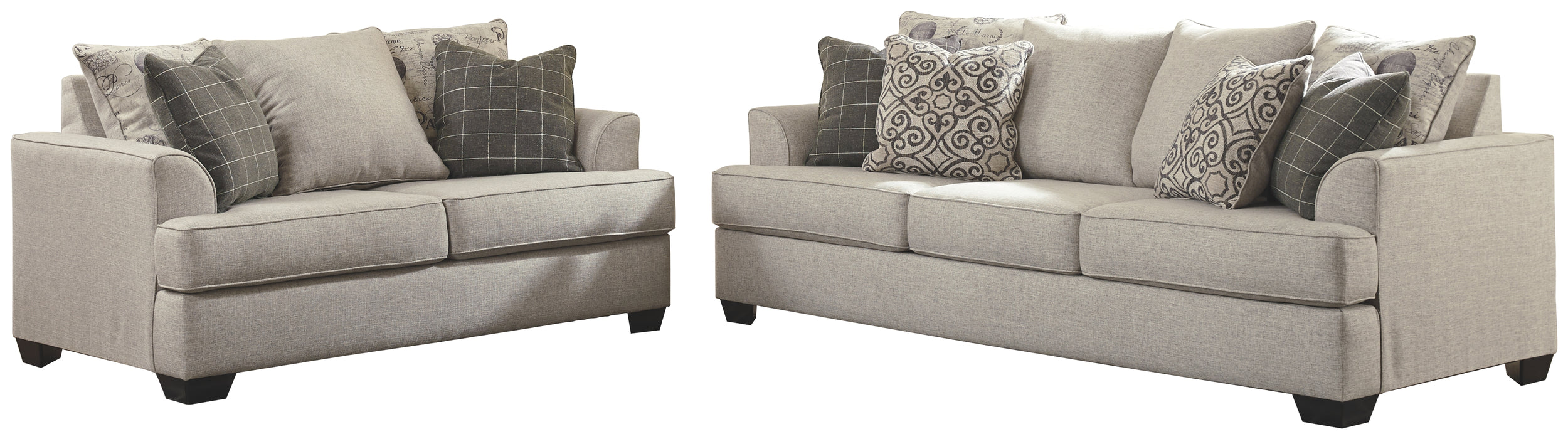 Velletri Signature Design 2-Piece Living Room Set
