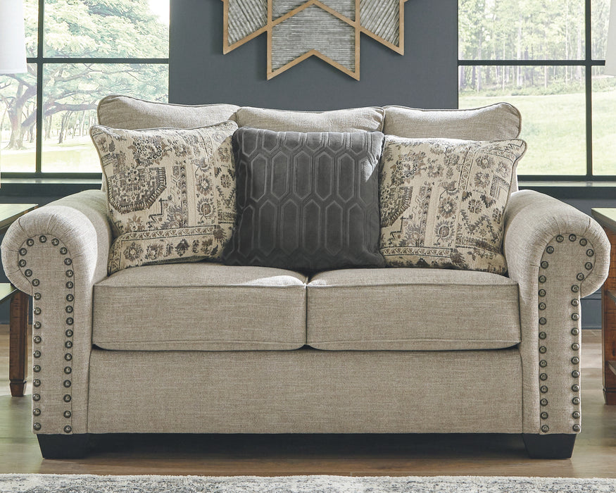 Zarina Signature Design by Ashley Loveseat