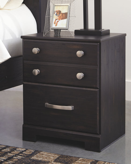 Reylow Signature Design by Ashley Nightstand
