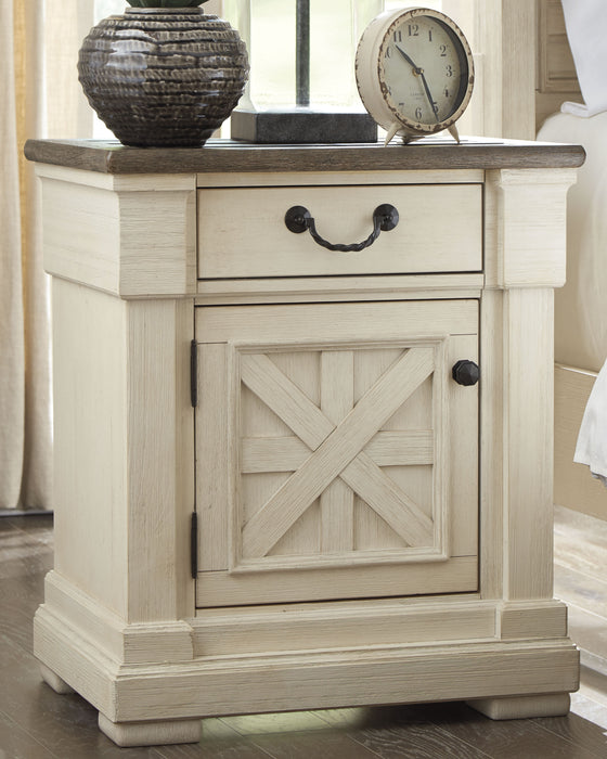Bolanburg Signature Design by Ashley Nightstand