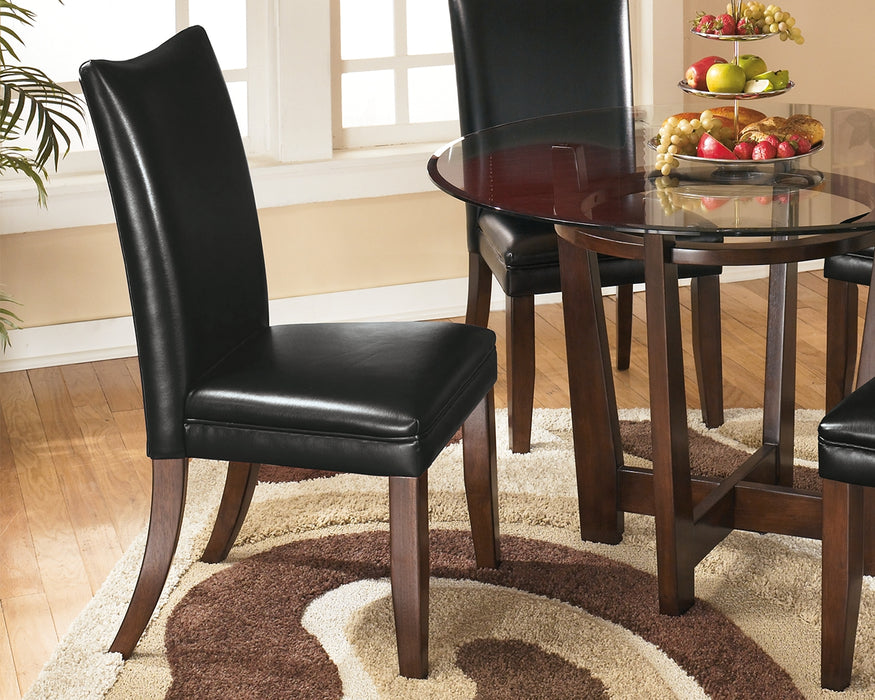 Charrell Signature Design by Ashley Dining Chair Set of 2