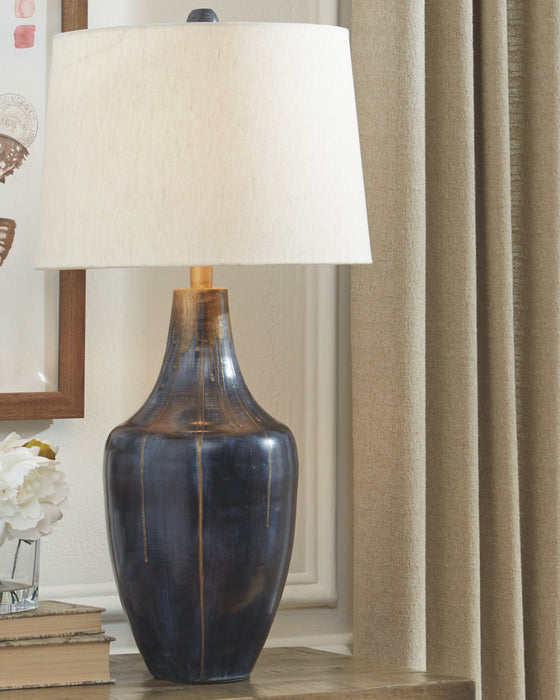Evania Signature Design by Ashley Table Lamp