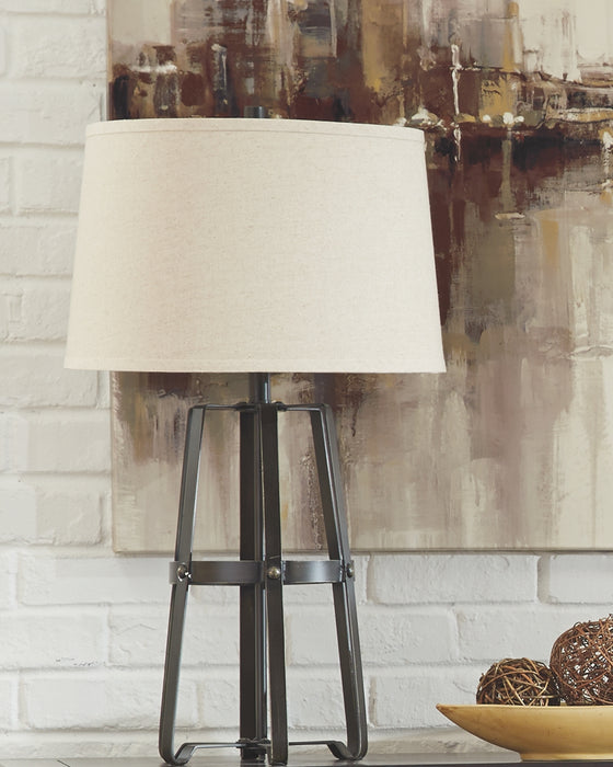 Samiya Signature Design by Ashley Table Lamp
