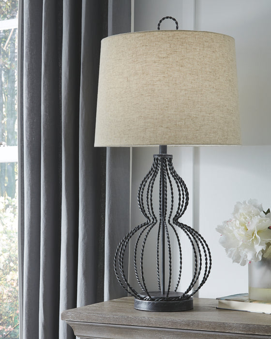 Linora Signature Design by Ashley Table Lamp