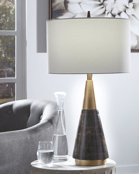 Lyrah Signature Design by Ashley Table Lamp